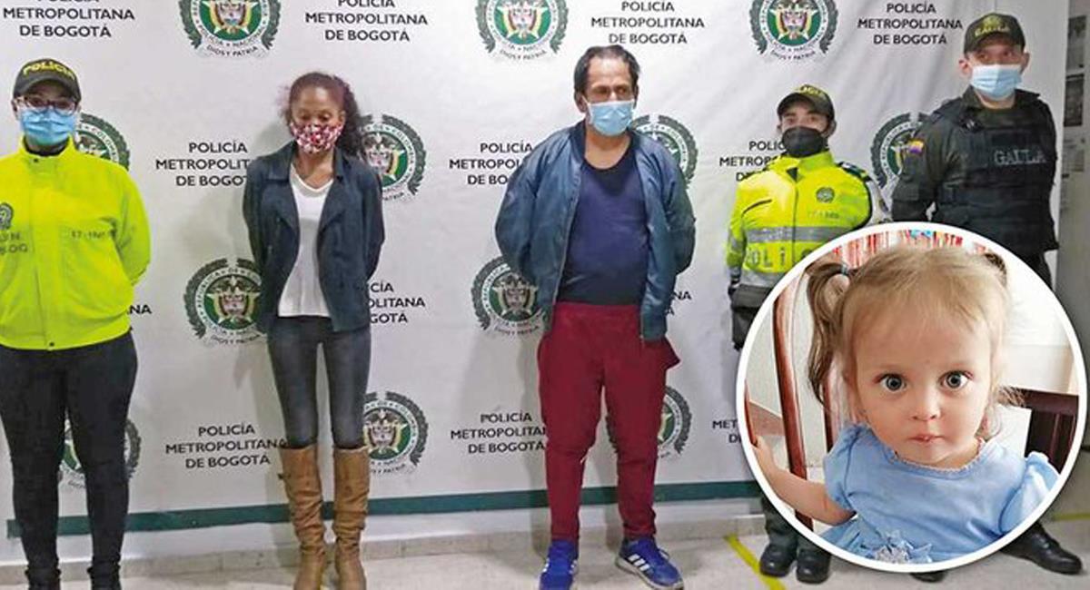 Nilson Díaz y Carolina Galván contarán con abogados diferentes en una nueva etapa del caso Sara Sofía. Foto: Twitter @RevistaDinero