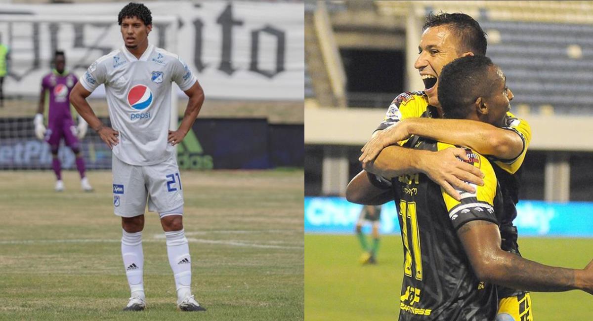 Millonarios vs Alianza Petrolera. Foto: Instagram Millonarios / Alianza Petrolera