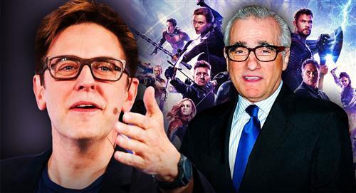 """Como """"cínico"""" calificó el director de """"The Suicide Squad"""" a Martin Scorsese"""
