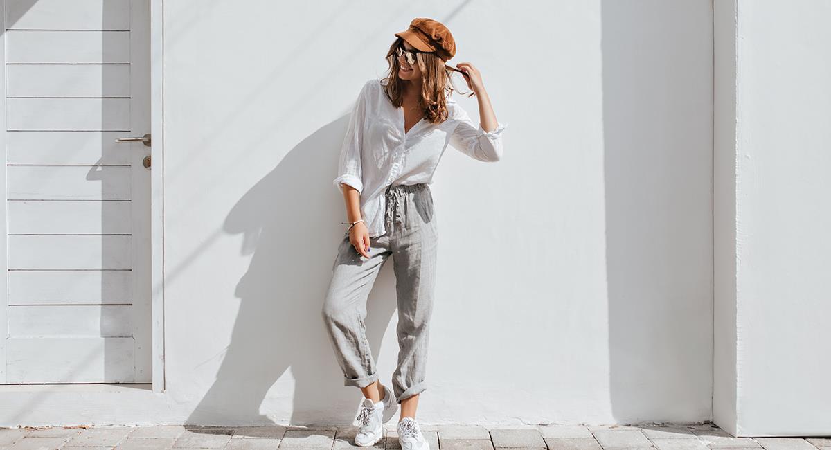 7 trucos de moda para verte más alta sin tener que usar tacones. Foto: Shutterstock
