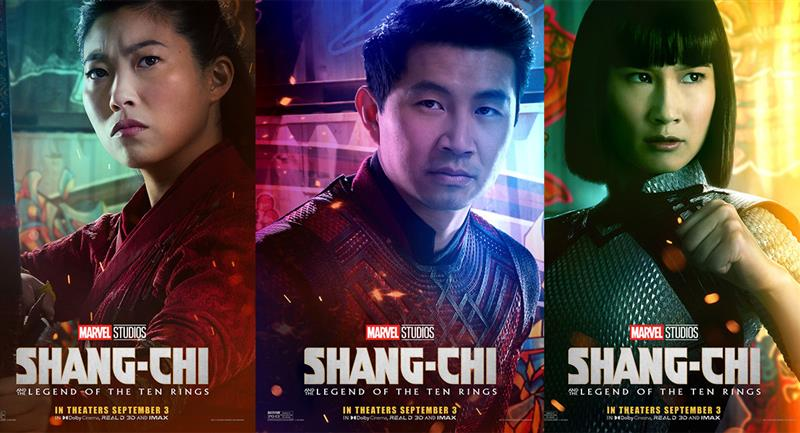 Shang Chi Pelicula Completa 2021 Maccaboard