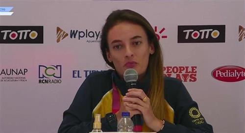 Los medallistas olímpicos se pronunciaron sobre lo ocurrido entre Baloyes y Varela