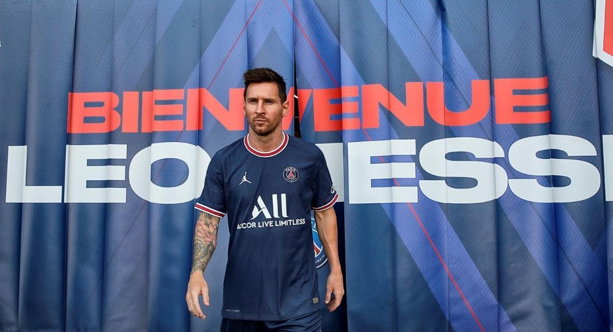 Se confirmó, los nuevos galácticos están juntos, Messi fue presentado en el  París Saint-German