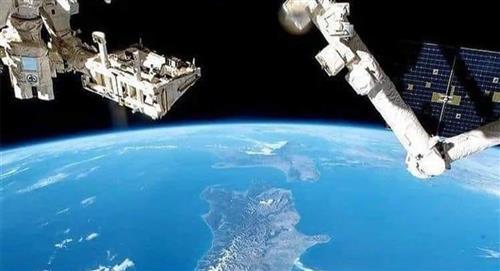 Las fotos tomadas por astronautas, son 300 veces mejores que las de satélites