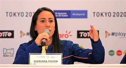 Mariana Pajón podría dejar el BMX