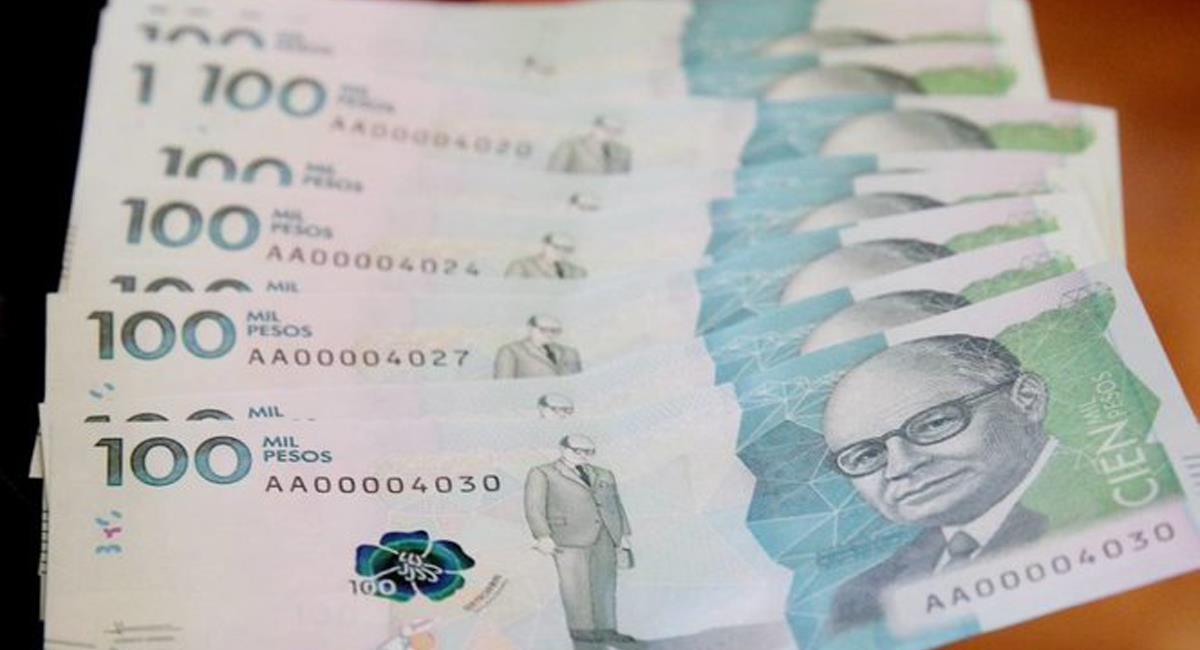 El peso colombiano sigue perdiendo valor frente al dólar estadounidense. Foto: Twitter @pereiraenvivo