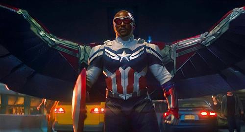 "Anthony Mackie ya firmó el contrato para grabar ""Capitán América 4"""