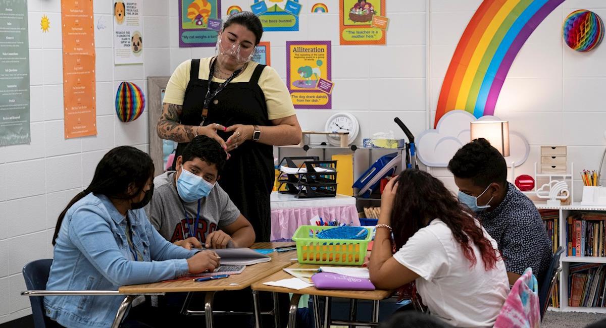 La pandemia afectará la formación del capital humano en Latinoamérica. Foto: EFE