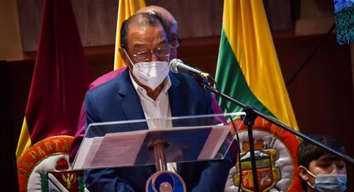 Camargo y Torres recibieron la Orden Ciudad de Ibagué