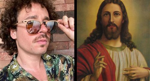"""Sacerdote acusa a 'Luisito Comunica' de blasfemia """"por un cuadro de Jesús"""""""