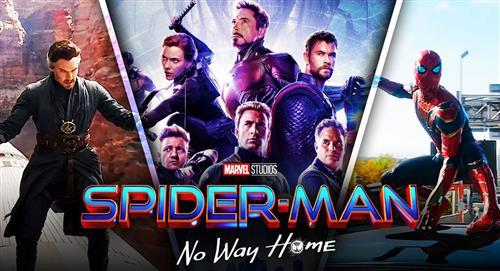 """""""Spider-Man: No Way Home"""" ya superó una marca de """"Avengers: Endgame"""""""
