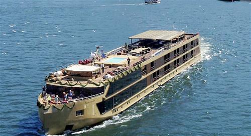 Crucero Lujo Río Magdalena