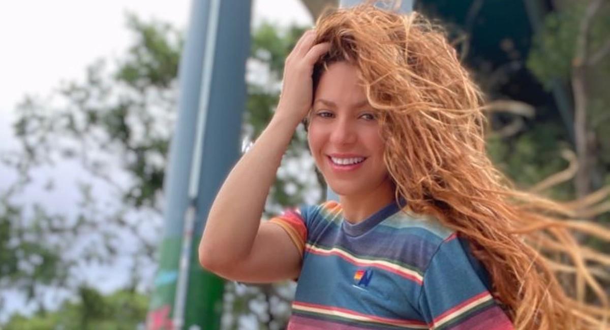 J Balvin comentó y compartió la publicación de Shakira. Foto: Instagram
