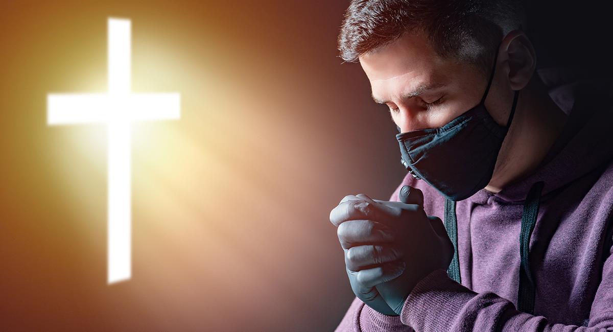 Poderosa oración al arcángel San Rafael para sanar una enfermedad. Foto: Shutterstock