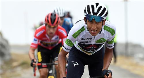 Así les fue a los colombianos en la Vuelta España Hoy terminó la Vuelta a España, roglic gana etapa y vuelta españa