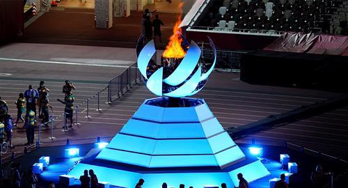 Ceremonia de clausura de los Paralímpicos de Tokio 2021