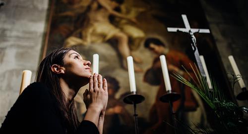 Oración para enviar luz a una persona fallecida