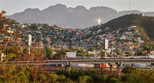 La 'Colombia chiquita', el lugar más llamativo e inusual de Monterrey en México