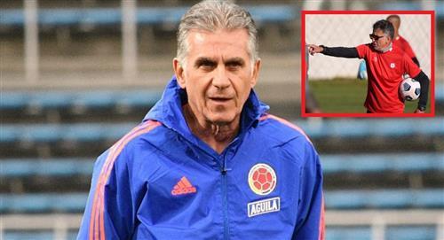 Queiroz se ganó el puesto que era para Osorio