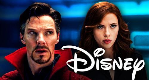 Benedict Cumberbatch opinó sobre la demanda de Scarlett Johansson a Disney