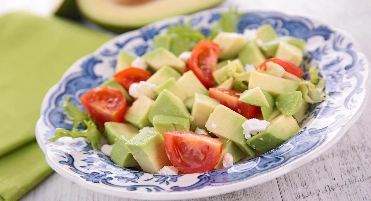 Con estas ensaladas podrás complementar un rico y nutritivo almuerzo. Foto: Shutterstock