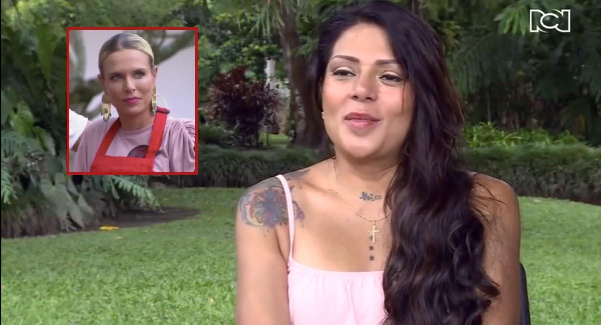 Marbelle y Carla Giraldo coincidieron en una revelación que libraría de culpas a Catalina Maya. Foto: Instagram
