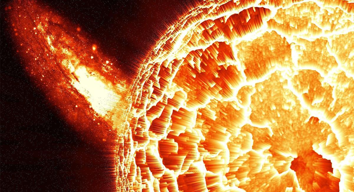 El Sol aún tiene 10.000 años de vida, según cálculos de los científicos. Foto: Pixabay