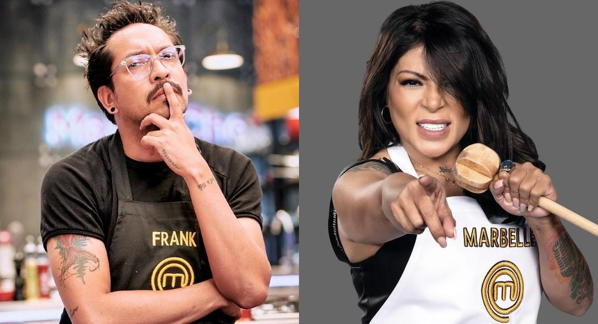 Frank desmiente acusaciones de Marbelle en defensa de Catalina Maya. Foto: Instagram