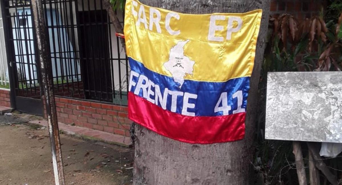 Piden Paz durante las elecciones de 2022 en Colombia. Foto: Twitter @Cucutizatee