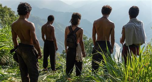 Terminó el rodaje de la película 'Los reyes del mundo' en Medellín