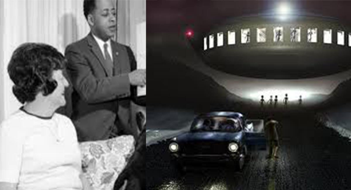 La abducción de los Hill, ha sido uno de los casos más documentados sobre ufología, durante los 60's. Foto: Twitter @Soloovnistesigue