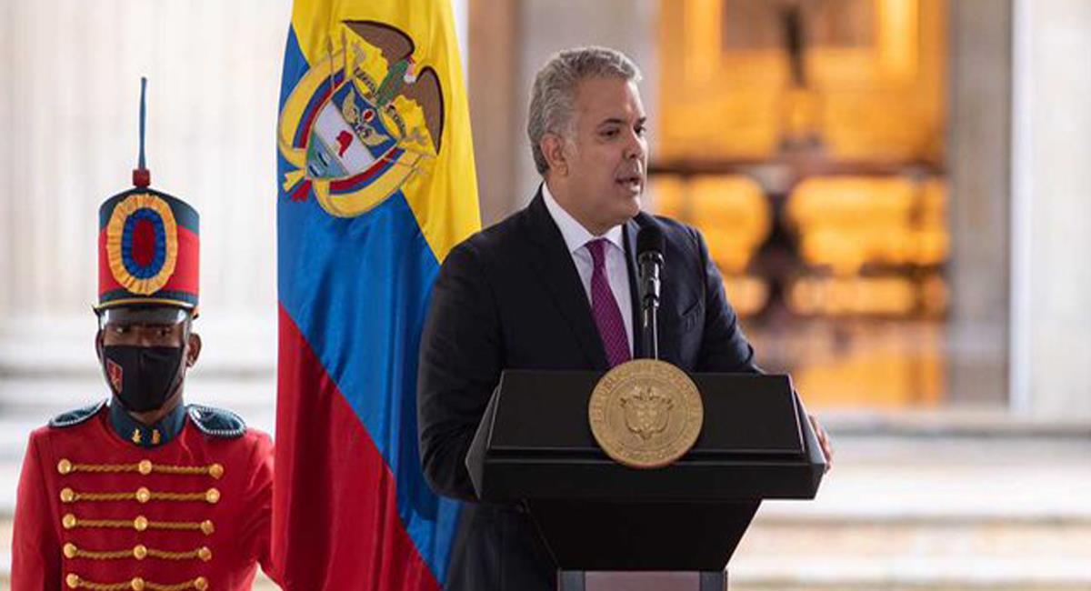 De acuerdo con Tamara Sujú, el gobierno de Iván Duque es blanco de agentes de contrainteligencia venezolanos. Foto: Twitter @CARLOSFMEJIA