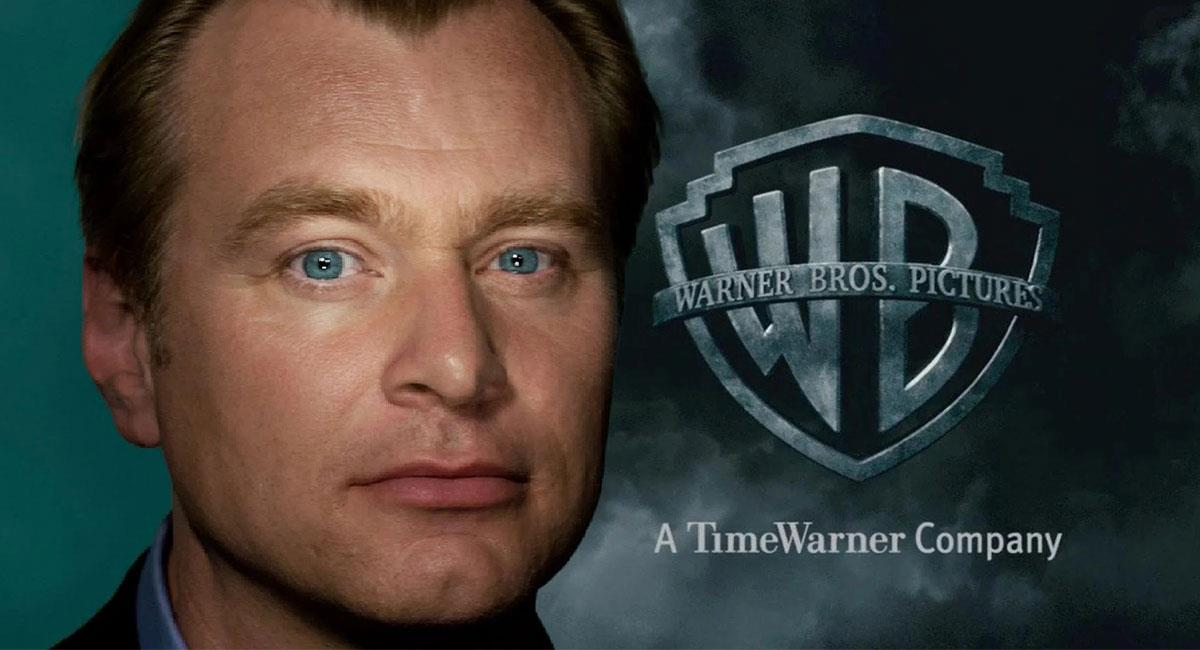 Christopher Nolan es uno de los cineastas favoritos de Warner Bros. Foto: Twitter @screenrant