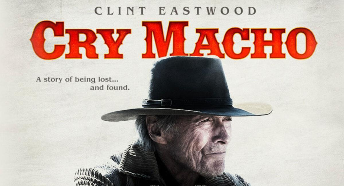 """""""Cry Macho"""" llega a las salas de cine de Colombia esta semana. Foto: Twitter @CryMachoFilm"""