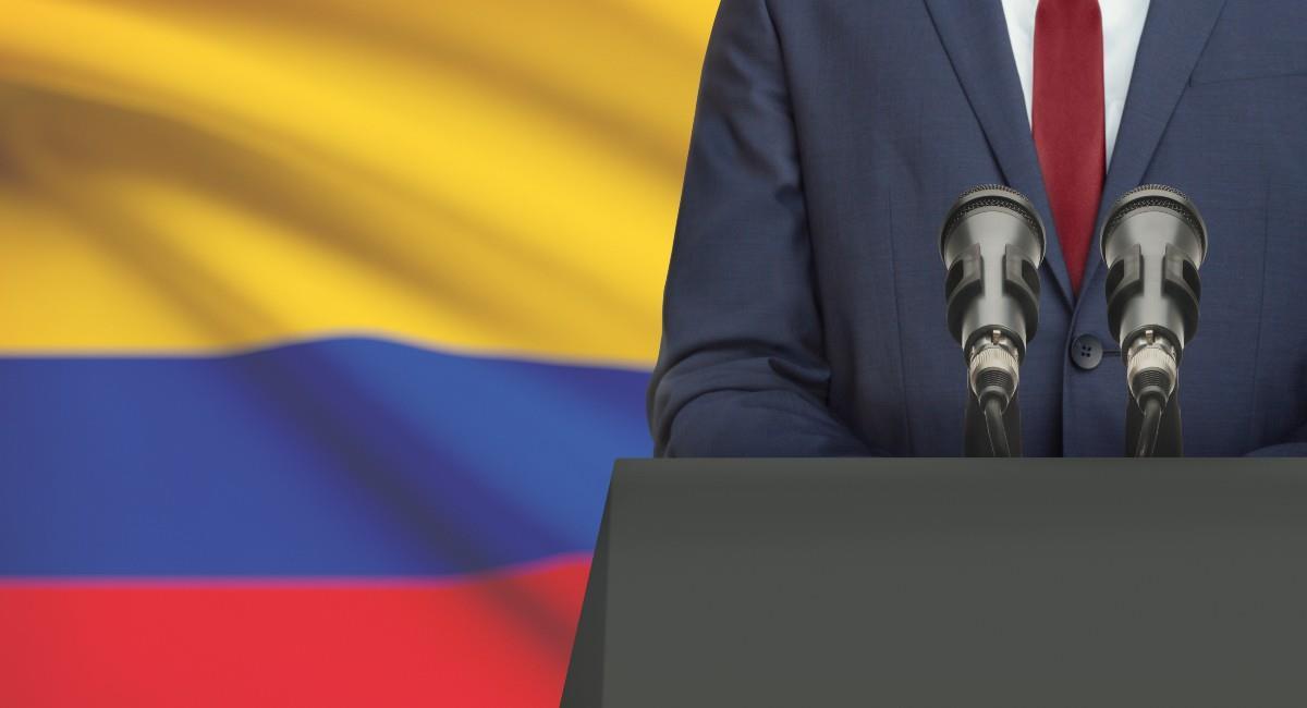Los colombianos elegirán al presidente que asumirá el mandato en 2022. Foto: Shutterstock