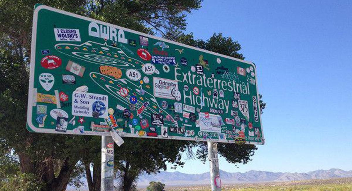 Los lugares más extraños, tienen prohibido visitas de turistas en Estados Unidos. Foto: Twitter @TellevamosMX
