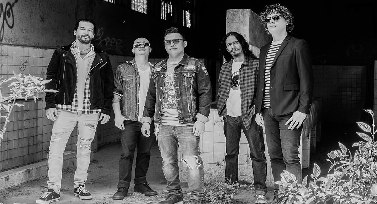 Torocalimán, banda de la ciudad de Medellín con una propuesta refrescante para el rock colombiano. Foto: Instagram @torocaliman