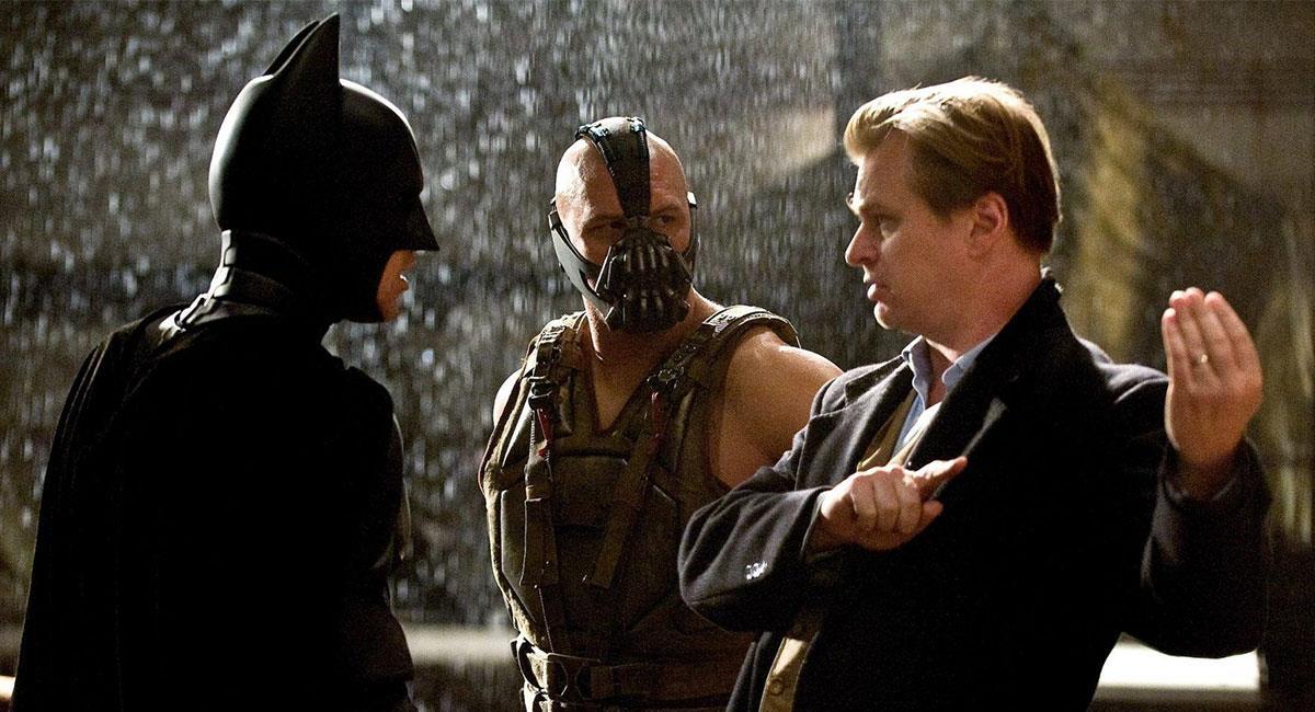 Christopher Nolan es uno de los directores más exitosos de los últimos años. Foto: Twitter @DCComics