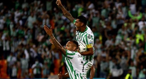 Atlético Nacional pasa a semifinales por la Copa BetPlay