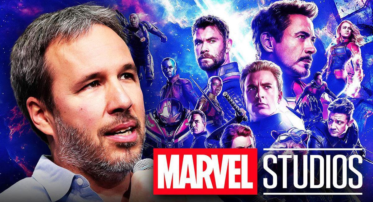 Denis Villeneuve se sumó a las críticas de algunos cineastas a Marvel Studios. Foto: Twitter @MCU_Direct