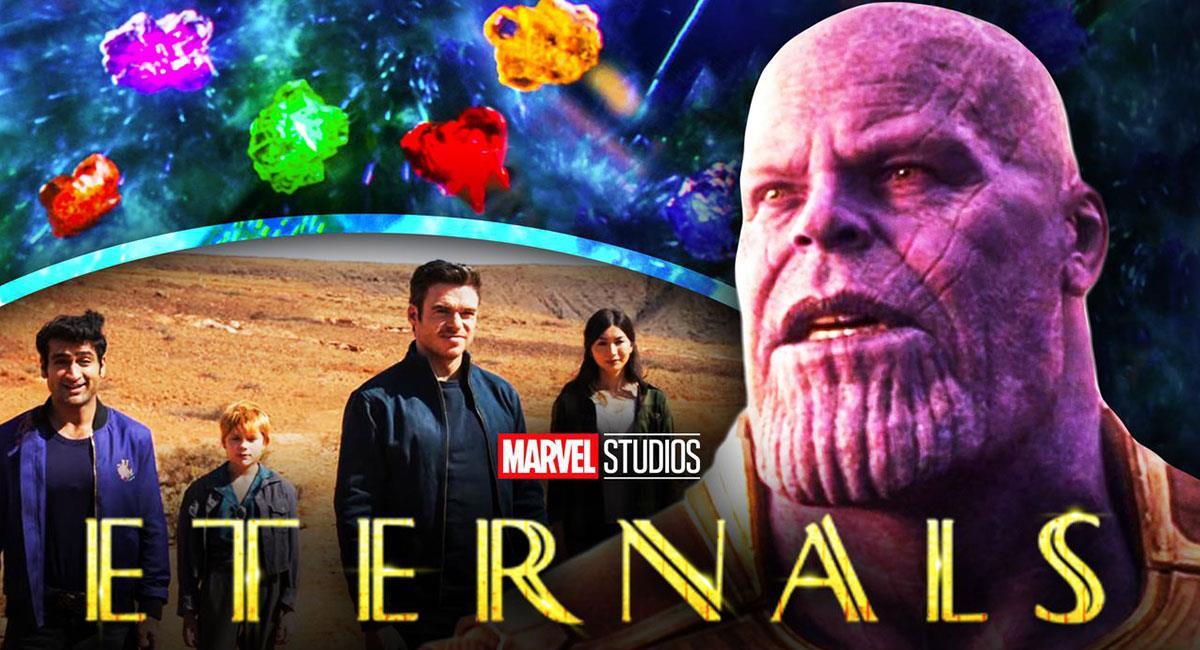 """""""Eternals"""" explorará personajes hasta ahora desconocidos en Marvel Studios. Foto: Twitter @MCU_Direct"""