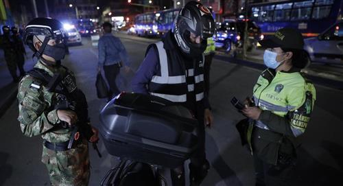 ¿Bogotá será militarizada ante aumento de hurtos?