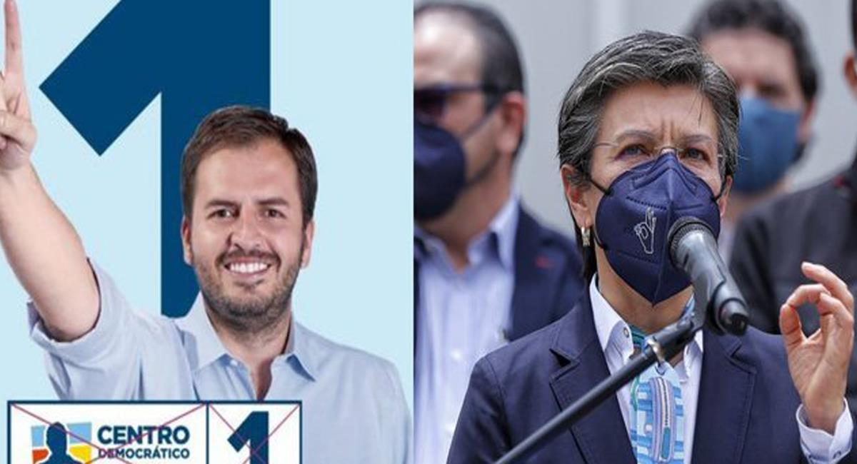 El concejal Andrés Forero advierte que el POT de Claudia López permitiría los prostíbulos en zonas residenciales. Foto: Twitter @Marioperlaza