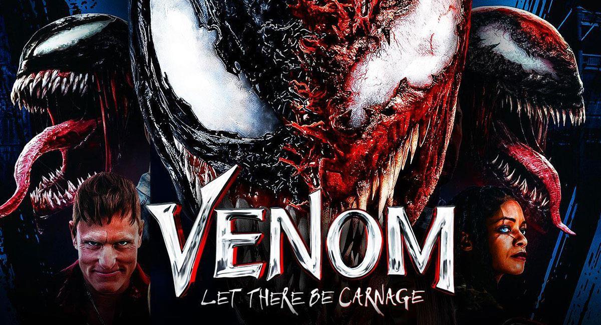 """""""Venom: Let There Be Carnage"""" espera mejorar la imagen que dejó su precuela. Foto: Twitter @MCU_Direct"""