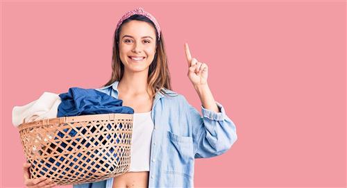 ¿Cómo desinfectar y eliminar las bacterias de la ropa?