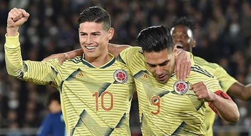 James Rodríguez más cerca de la Selección Colombia james bloqueado