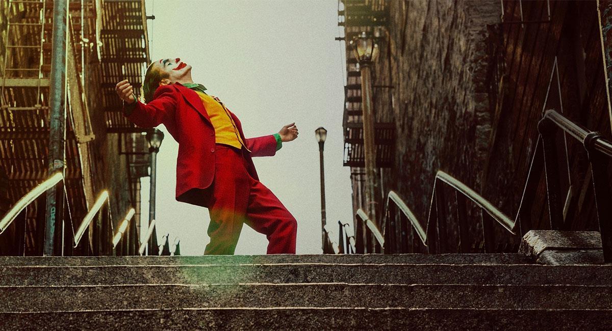"""""""Joker"""" le brindó a Joaquin Phoenix la posibilidad de ganar un Premio Oscar. Foto: Twitter @jokermovie"""