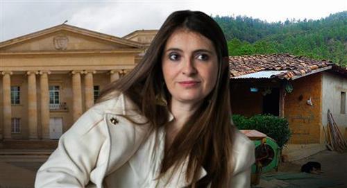 Paloma Valencia asegura que ver guerrilleros en el Congreso es una humillación a la democracia