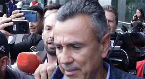 Mauricio Santoyo, exjefe de Seguridad de Álvaro Uribe Vélez es admitido en la JEP