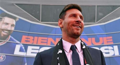 Por fin revelado, cuánto ganará Lionel Messi en el PSG